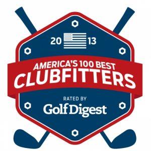 Golf Digest America's 100 Best Clubfitters