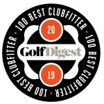 2019 GOLF DIGEST TOP 100 CLUB FITTER LOGO