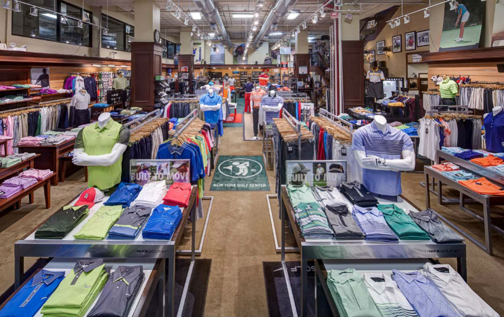 New York Golf Center Herald Square