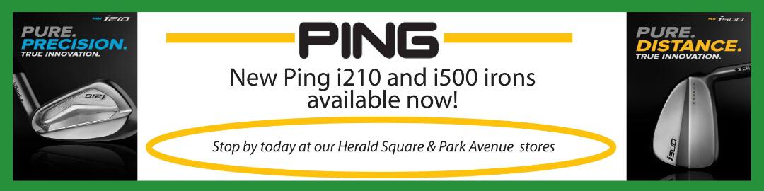 PING i210 & i500 banner