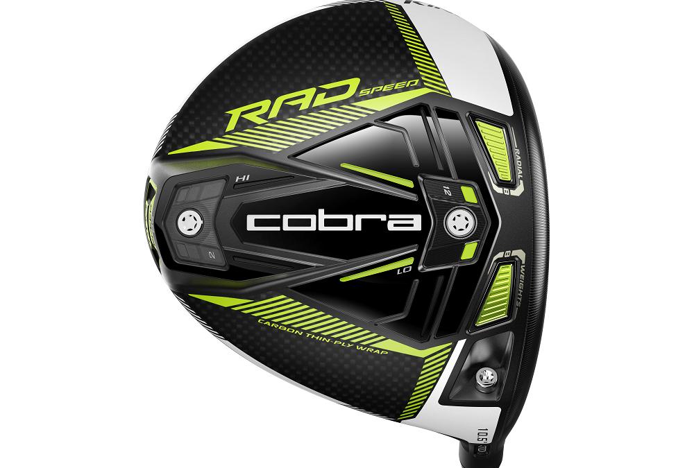Cobra RAD Speed Driver